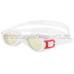 Очки для плавания детские BARRACUDA TITANIUM JR  30920   Бело-красный