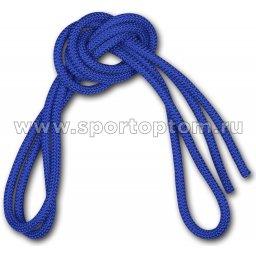 Скакалка для художественной гимнастики Утяжеленная 165 г AMAYA соревновательная 3403000 3 м Синий