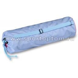 Чехол для коврика с карманами SM-369 Голубо-розовый (2)