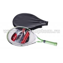 Ракетка для большого тенниса JOEREX дет в чехле (ал. спл.) JTE662B (JTE690)