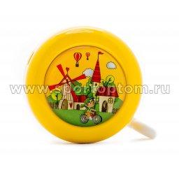 Вело Звонок  Город YL-0351 Желтый