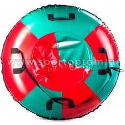 Санки Ватрушка Классика INDIGO (армированный тент 600 ) SM-216 75 см
