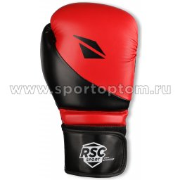 Перчатки боксёрские RSC PU FLEX BF BX 023 Красный (1)