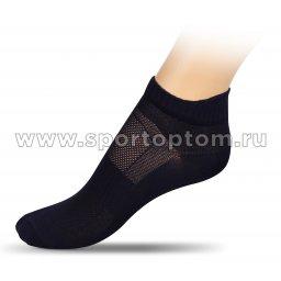 Носки спортивные средние полипропилен ЛВ16 32-34 Синий