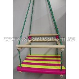 Качели Стрекоза детские подвесные МХ-06