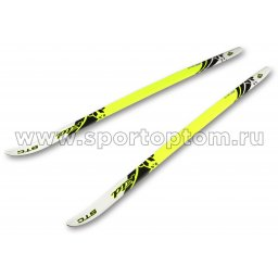 Лыжи полупластиковые STC CA-022            130 см