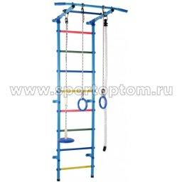 ДСК Start - 1 Плюс пристенный S1П7.15-П  2170*630*525 мм Голубой-радуга