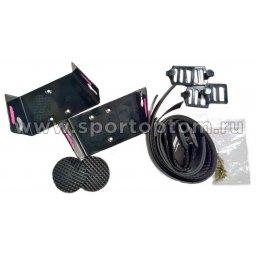 Крепления лыжные п/жесткие УНИВЕРСАЛЬНЫЕ металл (резина, стропа) CA-0164