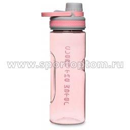 Бутылка для воды   TZ-8905 600 мл Серо-розовый