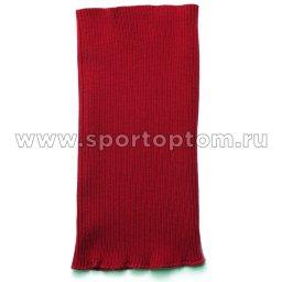 Пояс разогревочный Шерстяной СН2 46*24 см Красный