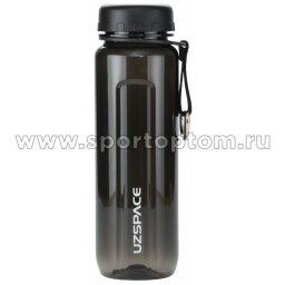 Бутылка для воды с сеточкой UZSPACE тритан  6002 500 мл Черный