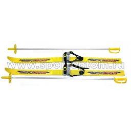 Лыжный комплект детский Вираж-спорт 100 см (27-32)