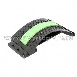 Массажер Платформа для спины YJ-TYQ Зелено-черный
