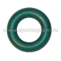 Эспандер кистевой кольцо малое 10 кг SS-15 7,5 см Зеленый
