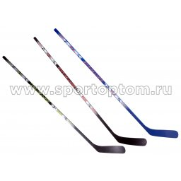 Клюшка хоккейная взрослый, лв (дер ручка, крюк-АВС пласт RGX SENIOR