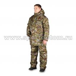 Костюм утепленный Рыбак-1 (куртка+полукомбинезон) SM-276 44-46/170-176 КМФ