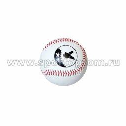 """Мяч бейсбольный 9''  0690ВR-TK 9"""" Белый"""