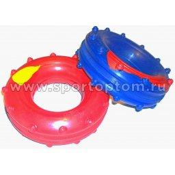 Эспандер кистевой кольцо массажное 50 кг AOS 23048 7,5 см