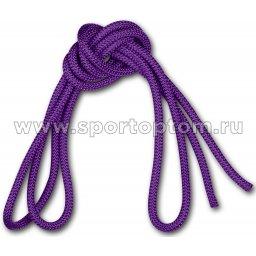 Скакалка для художественной гимнастики Утяжеленная 165 г AMAYA соревновательная 3403000 3 м Фиолетовый