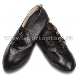 Джазовки н/кожа GS104 Черный