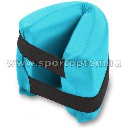 Подушка для растяжки голубой