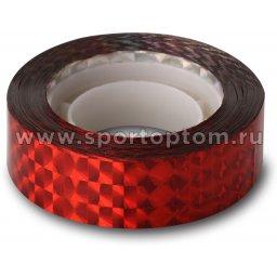 Обмотка для обруча Е135 12мм*10м Красный