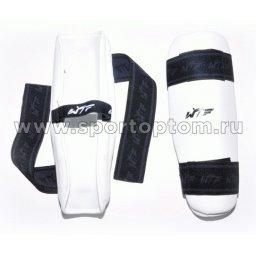 Защита для ног таэквондо SPRINTER ZTT-019-T Бело-черный