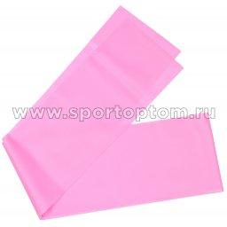 Эспандер ленточный INDIGO LIGHT (ТПЭ) 97627 IR 1,5м*15см*0,35мм Розовый