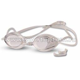 Очки для плавания INDIGO  1002 G Белый