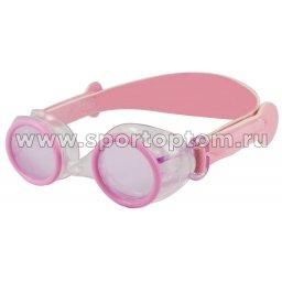 Очки для плавания детские Barracuda WIZARD  90355              Розовый