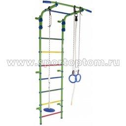 ДСК Start - 2 Плюс пристенный S2П1.15-П  2170*750*525 мм Салатовый-радуга