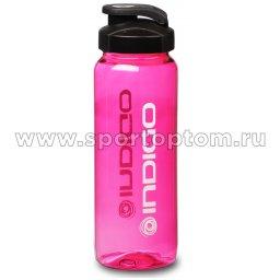 Бутылка для воды INDIGO VUOKSA 800 мл тритан IN007 розовый (1)
