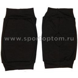 Наколенник для гимнастики и танцев INDIGO SM-113 Черный (1)