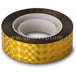 Обмотка для обруча Е135 12мм*10м Золотистый