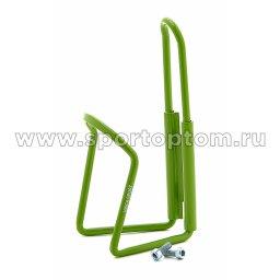 Вело Держатель фляги  алюминий HC 11 Зеленый