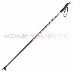 Палки лыжные SPINE CROSS Fiberglas 324 Черно-красно-белый