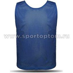 Манишка Сетчатая Спортивные Мастерские SM-248 M Синий