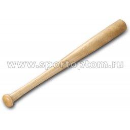 """Бита бейсбольная деревянная CA-003 20""""-21"""""""