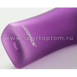 Бутылка для воды с сеточкой UZSPACE 500мл тритан 6008 Фиолетовый матовый (4)