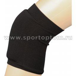Наколенник для гимнастики и танцев INDIGO EVA SM-344 Черный