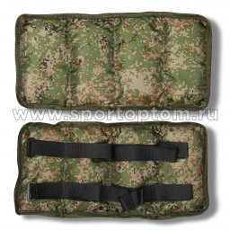 Утяжелители КЛАССИКА SM-148 2*1,0 кг КМФ