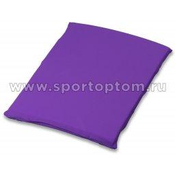 Подушка для кувырков INDIGO SM-265 Фиолетовый (1)
