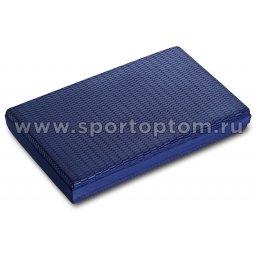 Подушка балансировочная INDIGO 97566 IR B 40*24*5,7 см Синий