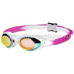 Очки для плавания детские BARRACUDA CARNAVAL  34710 Бело-серо-розовый