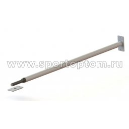 Турник в проем резьбовой Прогресс-2 до 130 кг ТРР85-95 SP 85-95 см Белый