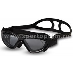Очки для плавания (полумаска) INDIGO SHARK  8120-5 Черный