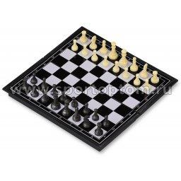 Шахматы Магнитные малые  3321 М                    19*19 см