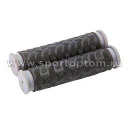Вело Ручки резиновые TRIX TRP 49G-HL 12,5 см Черный