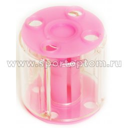 Катушка для лент художественной гимнастики INDIGO IN007 Розовый