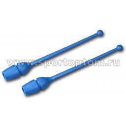 Булавы для художественной гимнастики вставляющиеся AMAYA (термопластик) 320202 41 см Темно-синий